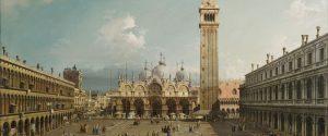 Canaletto a Venezia: febbraio 2019