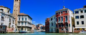 Dicembre a Venezia